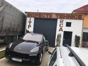 itp in Cluj Porsche