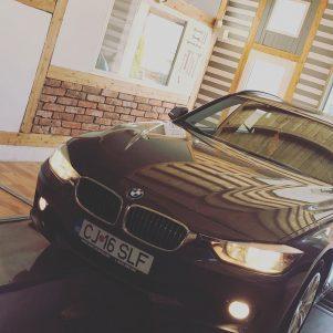 ITP Cluj by Alb Alin Statie ITP Cluj Masina BMW
